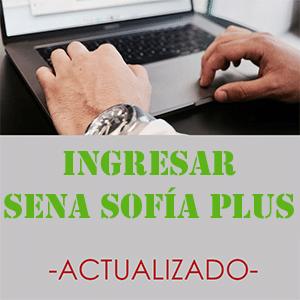 Ingresar Sena Sofia Plus - Actualizado 2020 1 Sena Sofia Plus ▷ Sena Sofía Plus – Actualizado [2020]